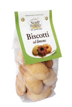 Biscotti al limone Novoforno Altamura