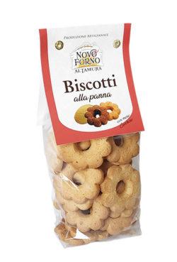 Biscotti alla panna Novoforno Altamura