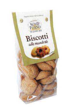 Biscotti alle mandorle Novoforno Altamura