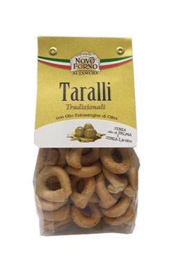 Taralli Tradizionali Novoforno Altamura